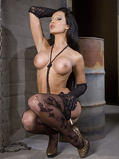 Big Tits nylon galeries