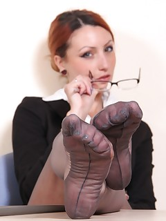 Feet nylon galeries